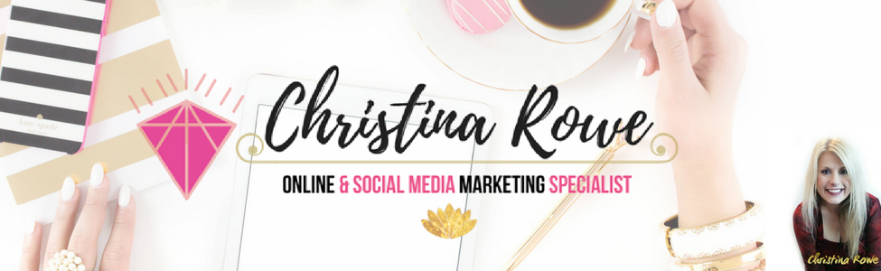 Christina Rowe – Author, Speaker, Internet Marketing, & Branding Specialist